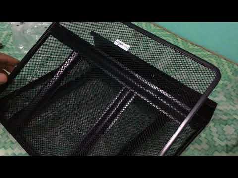 AmazonBasics | Ventilated Laptop Stand | Unboxing