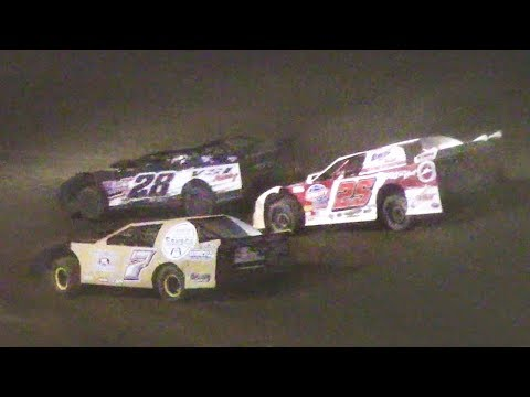 Street Stock Feature   McKean County Family Raceway   7-3-18