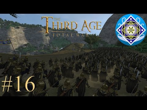 Third Age: Total War/Divide & Conquer - Кампания с Елфите от Ломидол Част 16