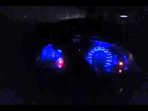 Оптитронная панель приборов Toyota camry v10