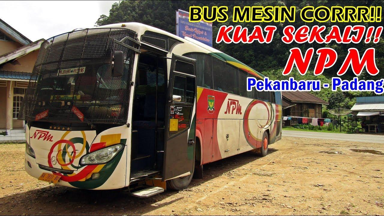 Tanpa Tiket Bus Mesin Semen Cor Trip By Bus Npm Pekanbaru Padang Pemandangan Indah