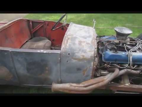 1927 Ford Roadster Hot Rod / Rat Rod For Sale