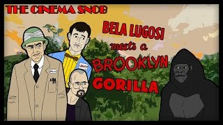 The Cinema Snob: BELA LUGOSI MEETS A BROOKLYN GORILLA