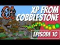 Minecraft Survival: How to Make an XP Farm Fuelled by Cobblestone: AlphaCraft SMP with Avomance EP10