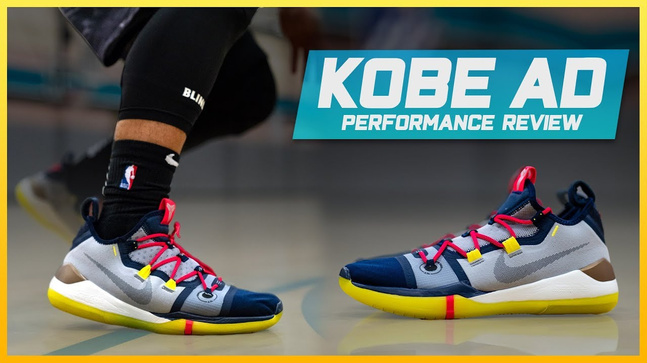 Nike Kobe Ad Exodus Performance Review Preview Youtube
