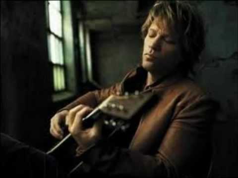 Bon Jovi - Have a little faith in me