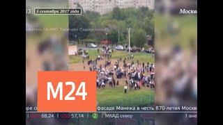 Смотреть видео Школьник из Ивантеевки проведет два месяца в СИЗО - Москва 24 онлайн