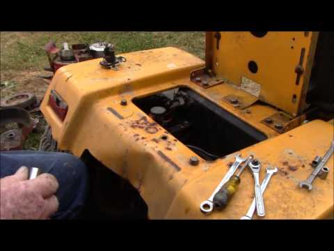 [ZTBE_9966]  Replacing Starter Solenoid on Cub Cadet - YouTube | Cub Cadet Solenoid Switch Wiring Diagram |  | YouTube