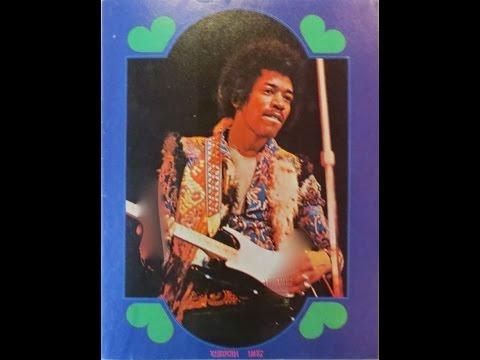 Jimi Hendrix- Falkoner Centret, Copenhagen, Denmark 1/10/69 (1st show)