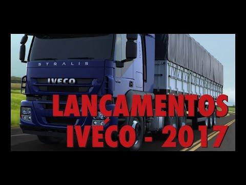 Lançamentos Iveco - Modelos 2017