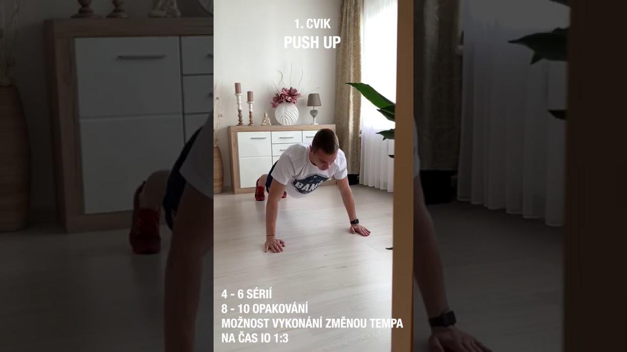 CVIČÍME S BANÍKEM / 4. díl