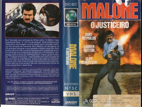 Trailer do filme Malone - O Justiceiro