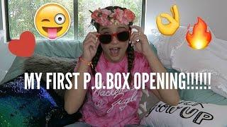 first po box opening mackenzie ziegler