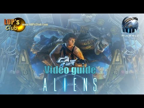 Pinball FX2 & Zen Pinball 2 : Aliens Pinball (Video guide LUP