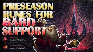 Preseason 8 Runes for BARD SUPPORT - League of Legends Patch 7.22