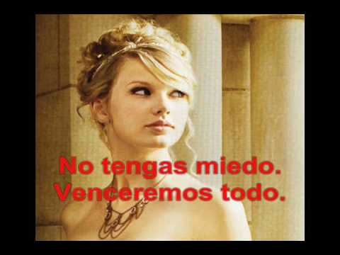 Taylor Swift - Love Story (Spanish version) [LETRA Y MP3 GRATIS]