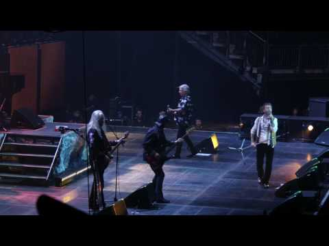 Bad Company - Swan Song UK Tour - O2 Arena, London - 29/10/16