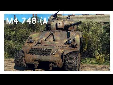 WT: M4 748 (a)- Rugged relic