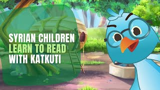 Syrian Children Learn to Read with Katkuti