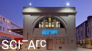 SCIArc 360Degree Virtual Guided Tour