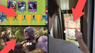 MOST GENIUS CLASH ROYALE CONCEPTS & MEMES OF ALL TIME!