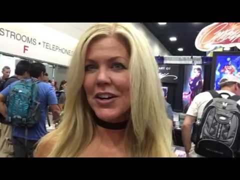 Tracey Birdsall Interview On Road Warrior Movie At Comic Con #SDCC