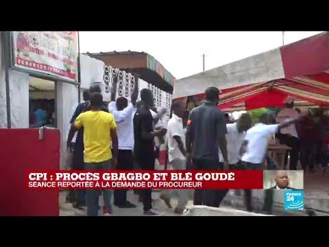 Scènes de liesse des Ivoiriens pro-Gbagbo à Abidjan après l'acquittement