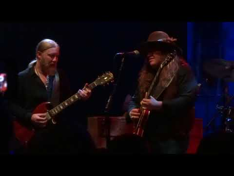 Key To The Highway - Tedeschi Trucks band with Marcus King July 3, 2018
