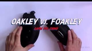 Oakley Jawbreaker vs. Foakley Jawbreaker, gafas de Ali Express
