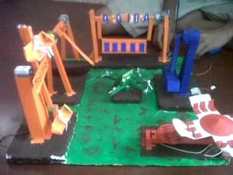 Parque de atracciones casero youtube - Como hacer un parque infantil ...