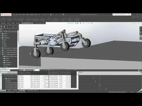 SOLIDWORKS Motion event base motion - algorithm check