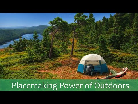 Power of Outdoors in Place-Based Economy