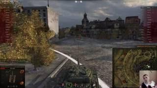 World of Tanks. Танк Т54 зразок 1. Мій улюблений прем ст 8, мій самий крутий бій. 11 фрагів!