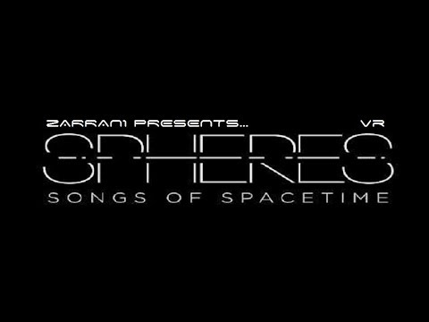 Welcome to SPHERES #VR - Into the Event Horizon #ASMR zing Virtual Reality!