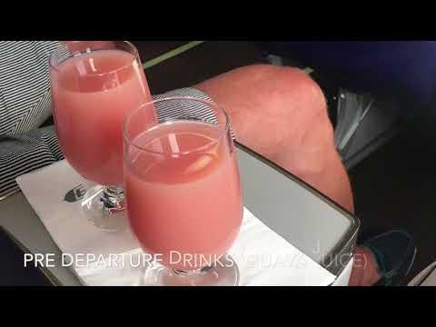 Malaysia Airlines MH 795 Phuket - Kuala Lumpur BUSINESS CLASS
