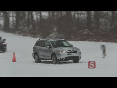 Best Small SUV In Snow