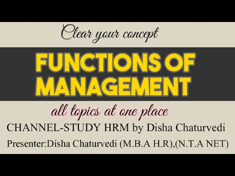 function-of-management|managerial-functions-in-hindi|what-is-posdcorb