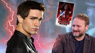 Sam Witwer Accused Rian Johnson of Not Knowing Star Wars!