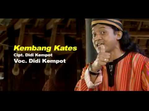 Didi Kempot - Kembang Kates (Official Music Video)