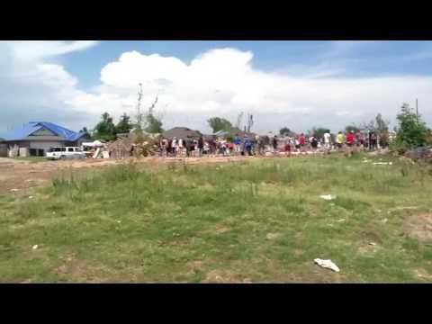 Tornado en Moore Oklahoma