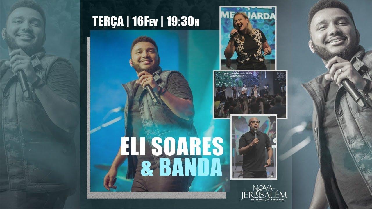 ****lto ao Vivo - Eli Soares  - 16/02/21