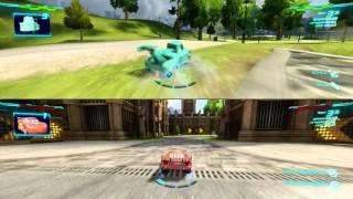 Тачки 2/Cars 2 Прохождение (2 игрока)Xbox 360 №1