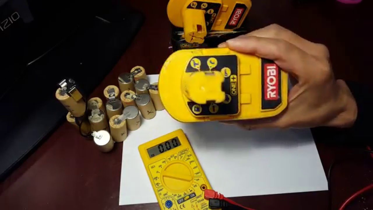 how to use a multimeter watch battery