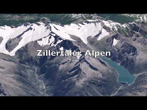 Gletscherschwund 1850 - 2015