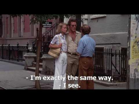 Annie Hall 1977  'You look like a very happy couple'