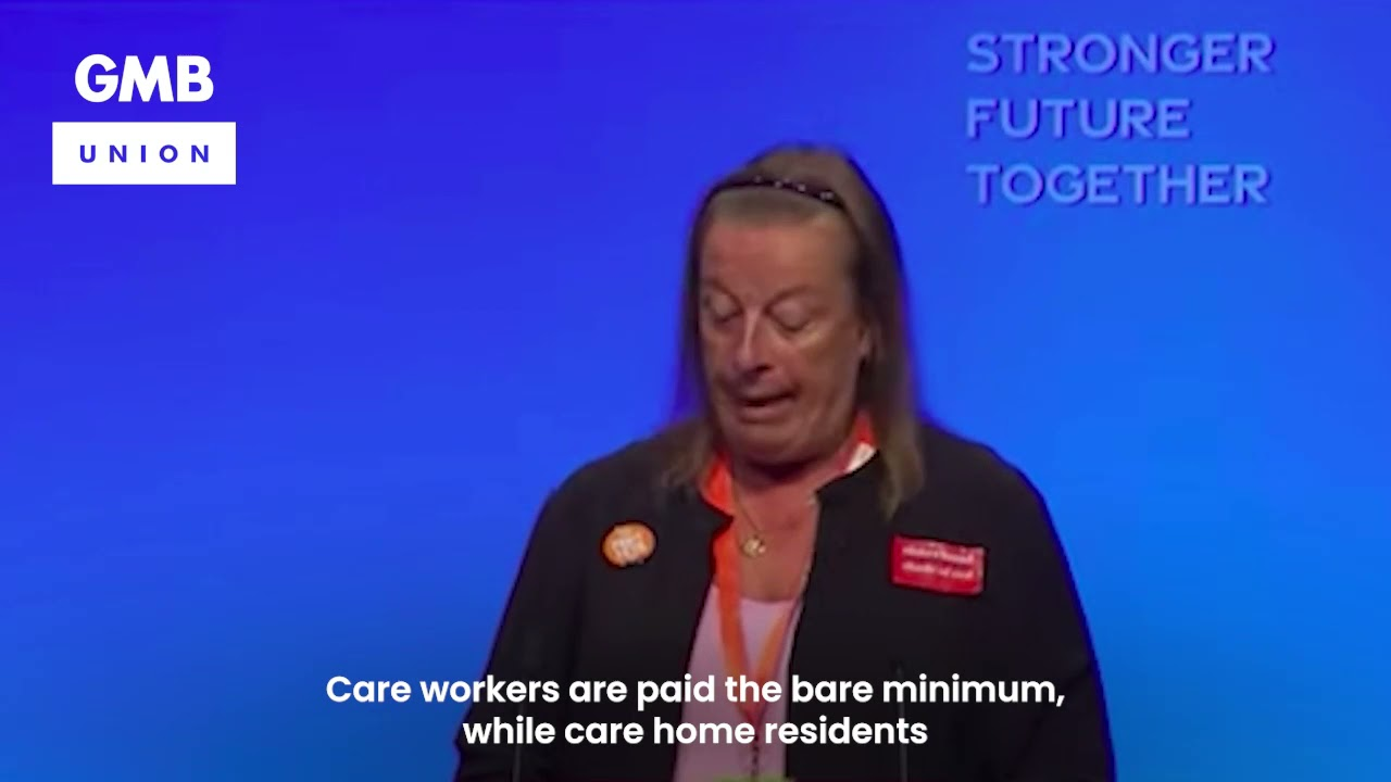 Labour Conference Backs GMB's Fight for £15 | GMB Union