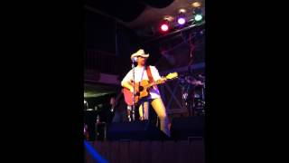 "Dave Jorgenson sings original ""Blue"