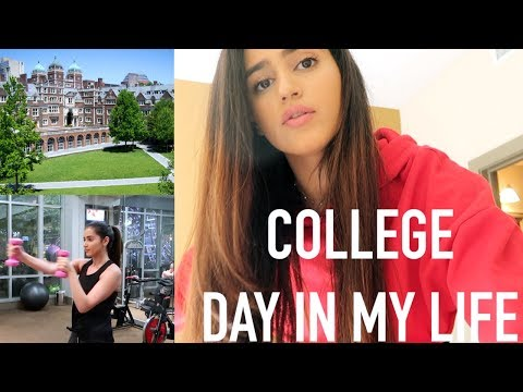 Day in my Life at College: UPENN