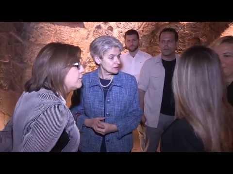 UNESCO Genel Direktörü Irina Bokova