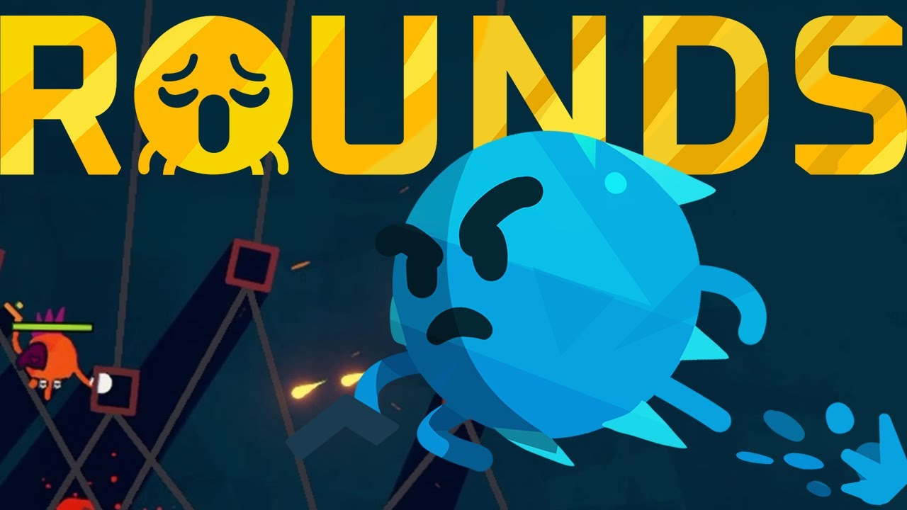 Download Rounds - FRAGMENTATION!! (4-Player Gameplay)